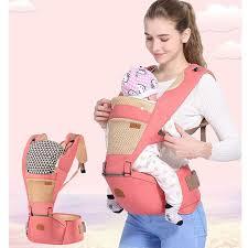 siege ergonomique bebe respirant ergonomique transporteur sac à dos portable infantile