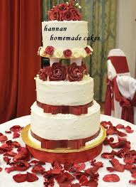 wedding cake murah buttercream wedding cakes 17 hannan home made cakes zencart
