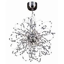 crystal l shade chandelier and crystal pendant ceiling chandelier 18 lt shades of light