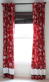 How To Make Drapery Panels With Lining Tutorial For Fully Lined Tab Top Drapes 7 Layer Studio