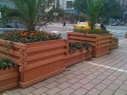 square concrete planter 14in x 14in espresso concrete planter