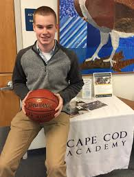 cape cod academy student honored by state association news