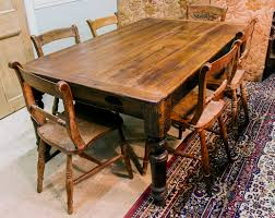 Dining Room Pretoria Tables Made Round Finish Oval Furniture Seat