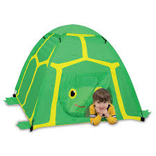 amazon com melissa u0026 doug sunny patch tootle turtle camping tent