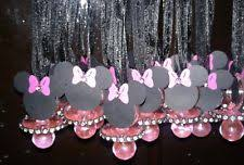 minnie mouse baby shower decorations minnie mouse baby shower favors ebay
