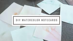 watercolor notecards diy watercolor notecards easy dollar tree kids craft