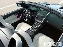jaguar cars interior all new jaguar f type interior european car magazine