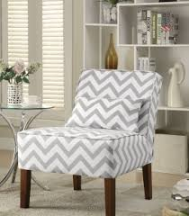 Grey And White Accent Chair Accent Chairs Us Furniture Discount Inc