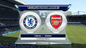 Chelsea F C Chelseafc Com Fifa 16 Gameplay Chelsea Vs Arsenal Youtube