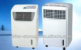 fan that uses ice to cool portable water cooler air conditioner portable ice cooler fan water