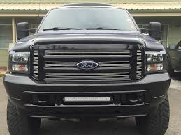 f250 led light bar bumper brackets for 20 led light bar 99 5 04 ford superduty f250