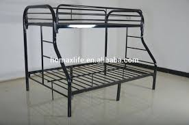 Black Metal Futon Bunk Bed Black Futon Bunk Bed Furniture Of Cm Transitional Black