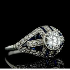 antique jewelry rings images Art deco era jewelry aju jpg