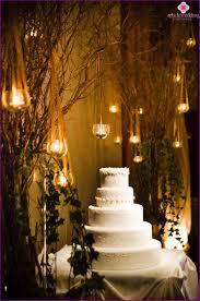 light wedding decor from idea realization