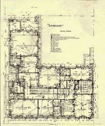 Lds Temple Floor Plan Half Pudding Half Sauce The Residence Of William Ziegler Jr 2