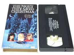 the they saved christmas the they saved christmas vhs vhs 1984 used like
