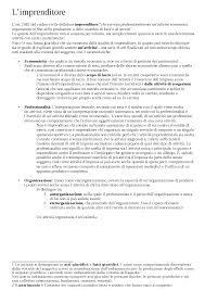 dispense diritto commerciale cobasso dispensa sull imprenditore diritto commerciale cobasso docsity