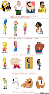 American Dad Meme - simpsons family guy american dad the cleveland show by