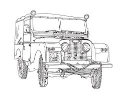 range rover drawing land rover series ii ink drawing land rover pinterest land
