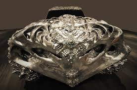 3d printed liquid metal ford torino up for auction 3d printing