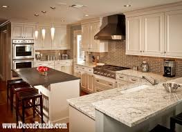 Kitchens With White Granite Countertops - best 25 river white granite ideas on pinterest light granite