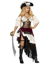 deluxe halloween costumes for women deluxe pirateer costume costumes pirate costume