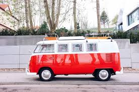 volkswagen old cars old car volkswagen red white u2014 bossfight