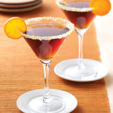 gingerbread martini recipe orange u0026 coffee martini recipe taste of home