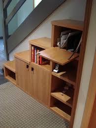 storage u0026 organization perfect recessed stair shelving ideas