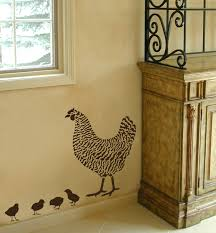 kitchen stencil ideas wall stenciling paint finishes banksy stencil