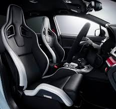 subaru wrx interior 2017 subaru wrx sti s208 sharpens up for tokyo debut