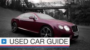 used bentley interior bentley continental gt used car guide top marques uk jon quirk