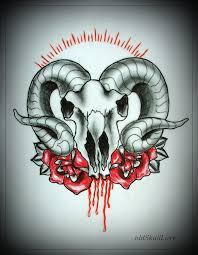 bleeding skull flash by mweiss on deviantart