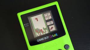 Game Boy Color Finally Modded With Backlight And It Looks Gameboy Color