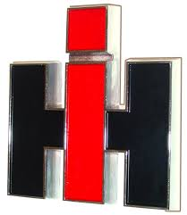emblem for front or for cab case ih parts case ih tractor parts