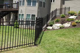 fence aluminum fence pricing best aluminum fence best price