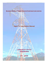 rti of getco electrical substation electric power transmission