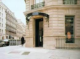 fendi shop lazzarini u0026 pickering architects paris france 2001