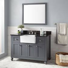 Grey Bathroom Cabinets Charming Grey Bathroom Cabinets 1 Vanity Gray With