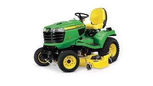 lawn mower tractor x738 signature series john deere us