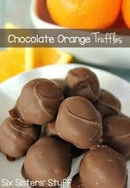 caramel truffles recipe chocolate caramels truffle and caramel