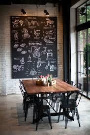 tableau noir pour cuisine cuisines salle a manger cote cuisine avec tableau noir et plein de