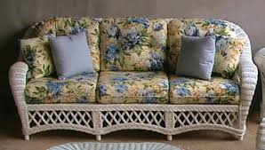cape cod deep seating wicker sofa all about wicker