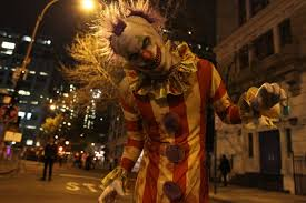 new york city halloween parade best photos of new york u0027s halloween parade photos abc news