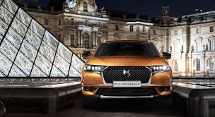 car leasing france ds7 crossback suv new french president macron has first dibs by