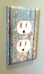 Electrical Outlet Covers 4 Decorative Light Switch And Wall