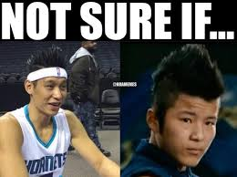 Jeremy Lin Meme - nba memes on twitter jeremy lin s new haircut be like http t