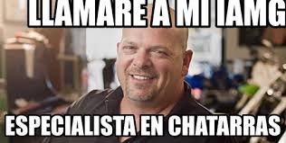 Meme Rick - llamaré a mi iamgo rick meme on memegen