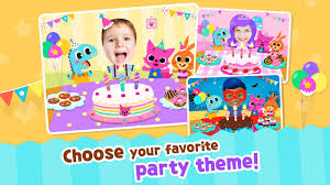 party supply pinkfong birthday party android apps on play