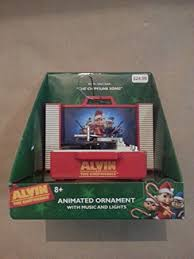alvin and the chipmunks animated centerpiece